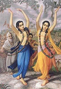 Lord Gauranga (Sri Krishna Chaitanya Mahaprabhu)