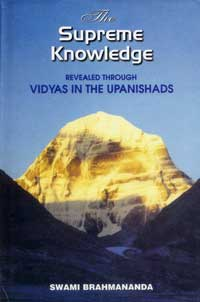 EB2 The Supreme Knowledge Revealed Through Vidyas in the Upanishads