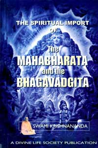 EK55 The Spiritual Import of the Mahabharata and the Bhagavadgita