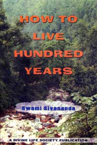 ES12 How to Live Hundred Years