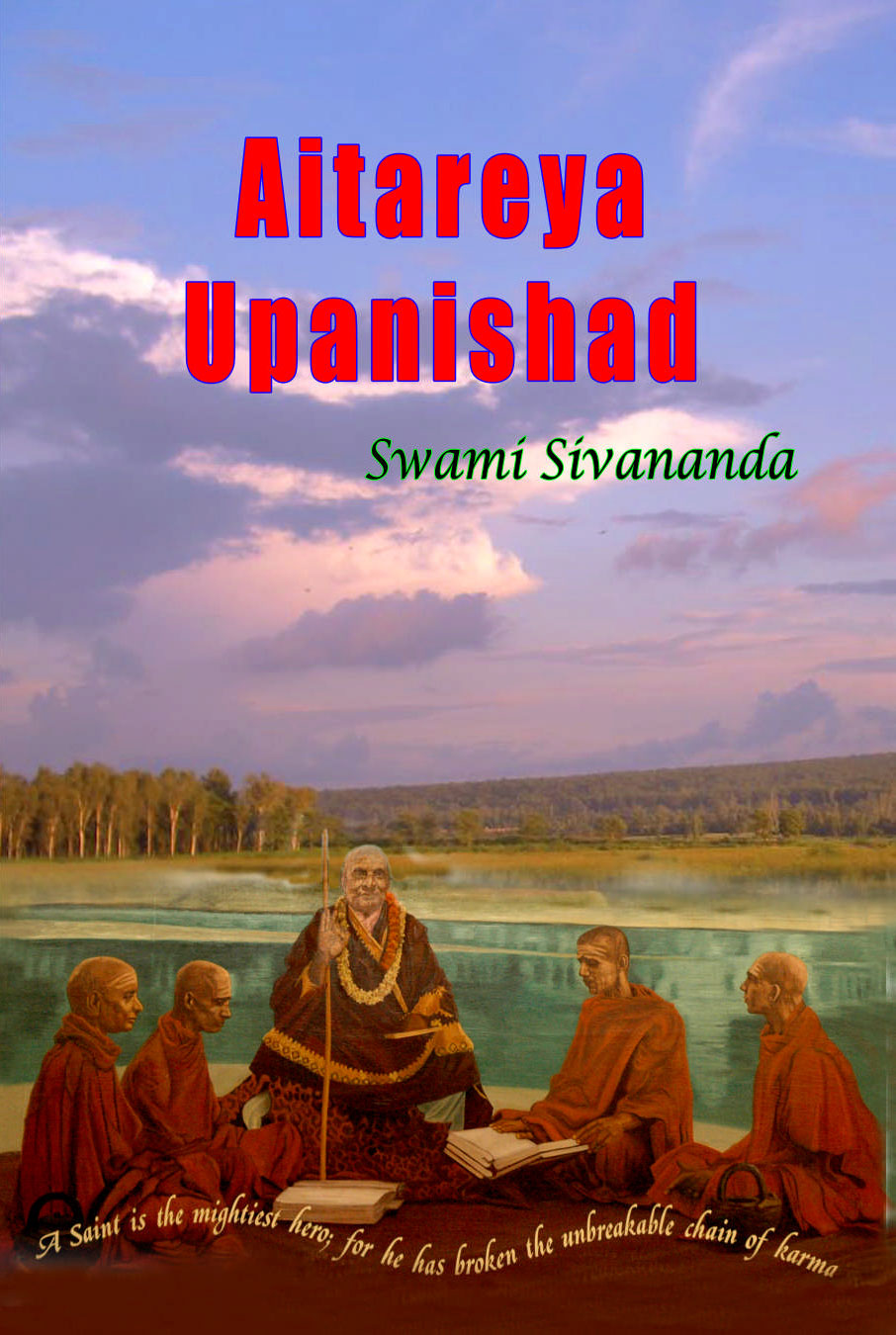 ES148 Aitareya Upanishad