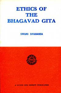 ES221 Ethics of the Bhagavad Gita