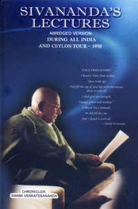 ES72 Sivananda's Lectures: All India and Ceylon Tour in 1950