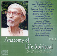 ZDC001 Anatomy of Life Spiritual - I (Video DVD)