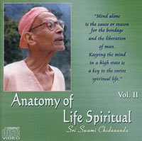 ZDC002 Anatomy of Life Spiritual - II (Video DVD)