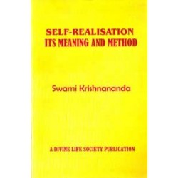 Self-Realisation, Its...