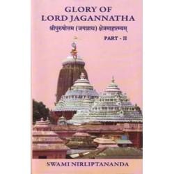 Glory of Lord Jagannatha...