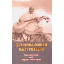 Sivananda Ashram Daily Prayers