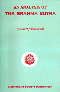 EK51 An Analysis of The Brahma Sutra