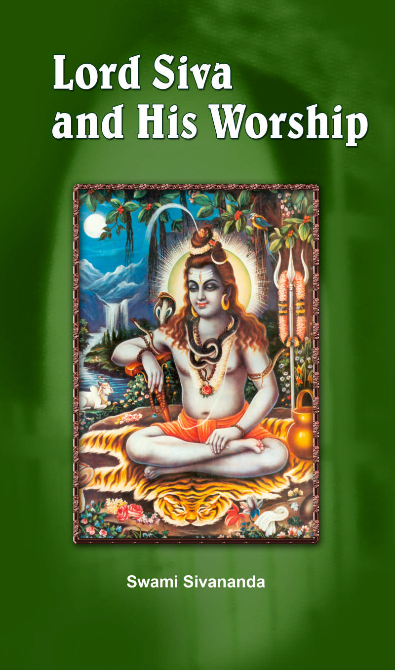 ES95 Lord Siva and His Worship